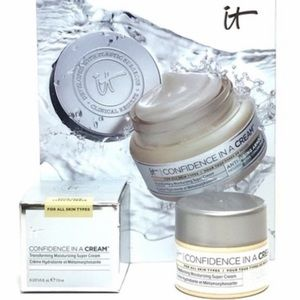5/$25 It Confidence in a Cream New Travel Size